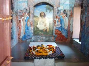 Meher Baba TombShrine or Samadhi